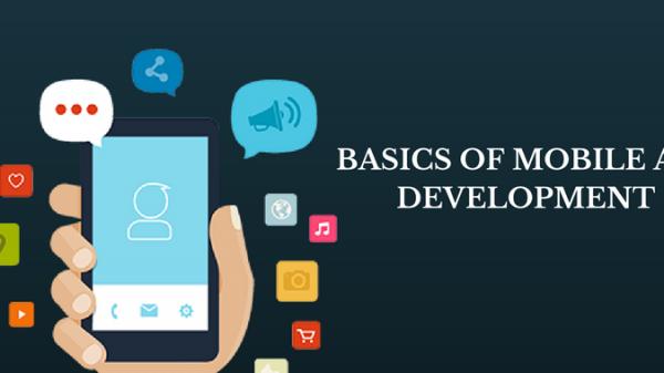 basics of mobile app development
