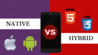 native vs hybrid app