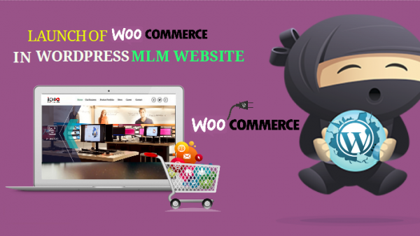 Woocommerce in WP MLM Plugin
