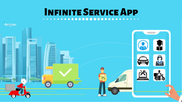 infinite service app