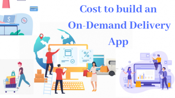 On-demand-delivery-app-cost